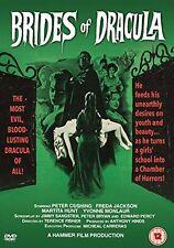 BRIDES OF DRACULA        DVD     NEW/SEALED