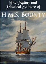 The Eventful History of the Mutiny on the H.M.S Bounty 1789-Audio Book MP3 CD
