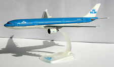 KLM - Royal Dutch Airlines - Airbus A330-300 1:200 FlugzeugModell A330 NEU