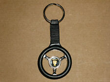 ROVER KEY RING STEERING WHEEL FOB WITH BADGE + 1 FREE