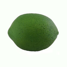 Artificial Lime life size fake fruit 7cm limes
