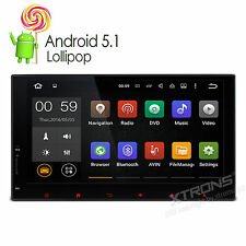 """7"""" Android 5.1 Multi-touch Screen 1080P GPS Double Din OBD2 Head Unit Car Stereo"""