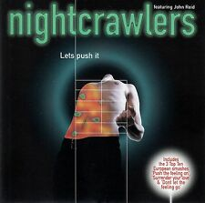 NIGHTCRAWLERS FEATURING JOHN REID : LETS PUSH IT / CD - NEU
