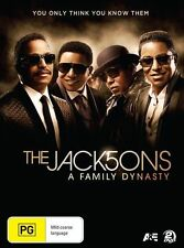 The Jacksons - A Family Dynasty (DVD, 2010, 2-Disc Set) BRAND NEW!!!
