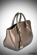 Cavalli Class Daphne Damen Frauentasche Tragetasche 100% Leder NEU mit Etikett!