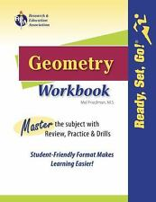 NEW-Mathematics Learning and Practice: Geometry by Mel Friedman (2008,Paperback)