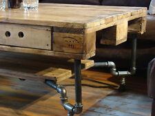 Couchtisch Tisch Palettenmöbel  Loft Massivholz Vintage