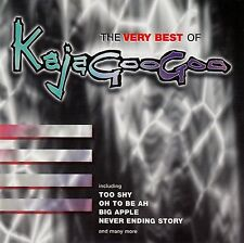 KAJAGOOGOO : THE VERY BEST OF / CD - NEU