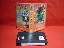 A TOWN LIKE ALICE - VHS VIDEO - CLASSIC FILM WITH DOCUMENTARY