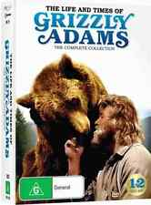 Life and Times of Grizzly Adams - 12 Disc Complete Collection - 37 Episodes DVD
