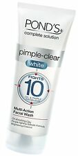 2X100 ML OF POND'S PIMPLE CLEAR WHITE MULTI ACTION FACE WASH WITH LOW SHIPPING