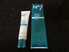 BOOTS No7 PROTECT AND & PERFECT INTENSE ADVANCED SERUM 30ml BRAND NEW.