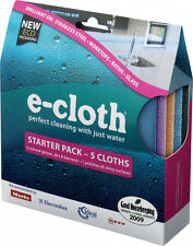 E-cloth Starter Perfect Cleaning Pack - 5 Cloths