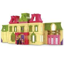 New Pretend Fisher Price Ex-Large Loving Family Dream Dollhouse Doll house #9729