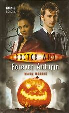 + DOCTOR WHO Paperback Forever Autumn (David Tennant as Doctor) engl.