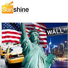 Flug New York 4 Nächte Hotel Staybridge Sutes mit Frühstück Reise New York Reise