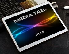 MEDIA TAB 10.1 ZOLL TABLET PC 3G 48GB QUAD CORE ANDROID IPS 2xSIM GPS NAVI 9 7 ""