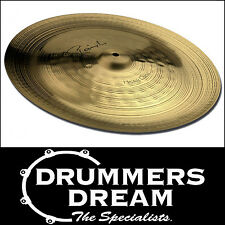 """Paiste Signature  18"""" Heavy China Cymbal Amazing deal Save off RRP$679 NEW"""