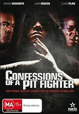 Confessions of a Pit Fighter (DVD, 2009) LIKE NEW ... R4