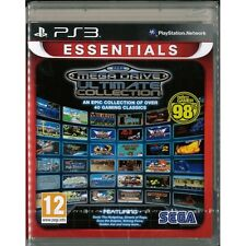SEGA Mega Drive Ultimate Collection Game (Essentials) PS3 Brand New