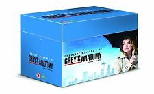 Grey's Anatomy Series Complete Seasons 1-12 New Sealed DVD Box Set Region 2