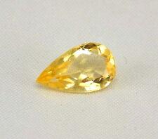 TOP HELIODOR : 2,26 Ct Natürlicher Heliodor ( Gold Beryll ) aus Brasilien