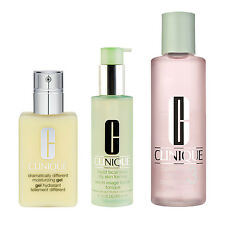 1 Set 3 PCS Clinique DDMG 200ml + Clarifying Lotion 3 Comb Oily + Cleanser #b300
