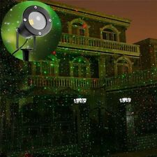 Outdoor Laser Projector DJ Disco Light Stage Lighting Show Xmas Party Club Decor