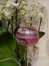 Durstkugel Wasserspender Glas Lauscha Blumentopf
