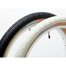 OLD SCHOOL BMX FREESTYLE TYRES PANARACER 20 x 1.75 BLACK SOLD IN PAIRS OF 2