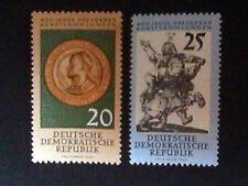 DDR 1960 postfrisch 791 - 792 Kunst ** 400 Jahre Dresdner Kunstsammlungen