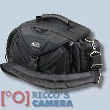 Kameratasche für Canon EOS Spiegelreflex Kamera + Zubehör Fototasche Tasche sw2