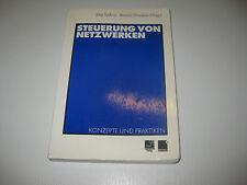 Steuerung von Netzwerken von Arnold Windeler, Jörg Sydow (1999)