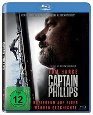 Blu-ray * Captain Phillips * NEU OVP * Tom Hanks