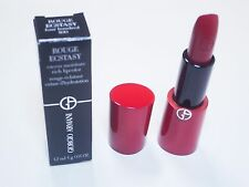 Giorgio Armani Rouge Ecstasy excess rich lipcolor #400 four hundred new in box