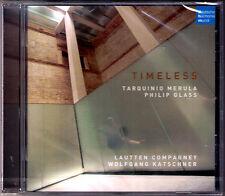 TIMELESS Tarquinio MERULA Philip GLASS Windcatcher Facades Sayophone Melody CD