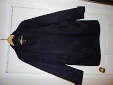 Bnwt Cedarwood State Navy Overcoat In Size Xl Rrp £30