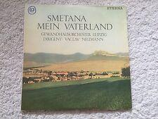 2xLP Bedřich Smetana , Gewandhausorchester Leipzig , V. Neumann Mein Vaterland
