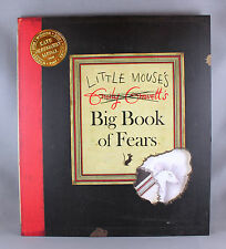 Little Mouse's Big Book of Beasts & Big Book of Fears - 2 x Brand New Books