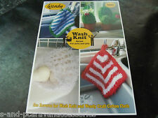 Wendy Wash Knit Aran for pots and pits Pattern 5999