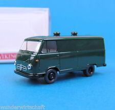 Wiking H0 0270 48 BORGWARD B611 Kastenwagen Tannengrün BGS OVP HO 1:87