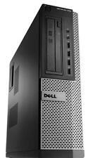 FAST CHEAP DELL 990 Intel Core i7 2nd Gen 8 GB RAM 1TB GB HDD DVD Windows 7 PC
