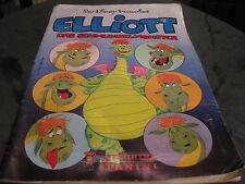 Original Elliott das Schmuzelmonster Sammelalbum 1977  Das Album ist vollständig