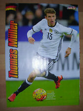 Poster  Thomas Müller  aus der Just Kick-it