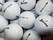 24 SRIXON SOFT FEEL GOLF BALLS  PEARL / GRADE A LAKE BALLS FREE DELIVERY