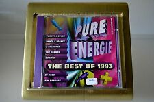 CD1626 - Various Artists - Pure Energy - The Best of 1993 - Compilation