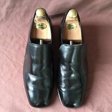 Vintage Hornes London Patent Leather Men's Shoes UK Size 8.5