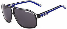NEW Authentic CARRERA Sunglasses GRAND PRIX 2 Blue Black Grey Polarized T5C/TD