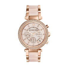 MICHAEL KORS MK5896 PARKER ROSE GOLD WATCH - RRP £229