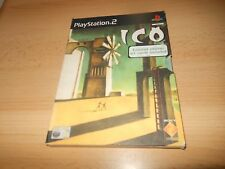 ps2 ICO The Game + Art Cards Limited Edition Playstation 2 PAL UK Version